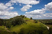Picturesque hill — Stockfoto