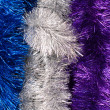 Royalty-Free Stock Photo: Tinsel background