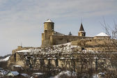 Side view to fortress — Stock Photo