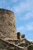 Castle part — Stock Photo