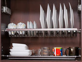 Plaat rack — Stockfoto