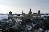 Castle of Kamyanets-Podilsky, Ukraine — Stock Photo
