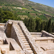 Ruins of Knossos Palace - Stock Photo