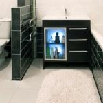 Bathroom interior — Stock Photo #2287333