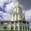 White church — Stockfoto