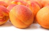 Fresh tasty apricots — Stock Photo