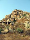 Hinduistické svaté hory — Stock fotografie