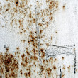 Corrosion grunge surface with spots — Stock Photo