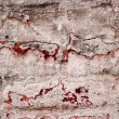 Cracked grunge stone background — Photo