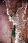 Dirty grunge surface with salt — Stock Photo