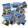 Photographs of Peniscola in Spain (Europ — Stock Photo