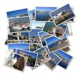 Photographs of Peniscola in Spain (Europ — Stock Photo #1486064