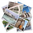 Stock Photo: Postcards from city of Valenciin S