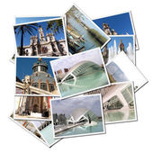 City of Valencia in Spain (Europe) — Stock Photo