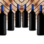 vins bouteilles — Photo