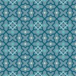 Seamless traditional islamic pattern - Stock Vector