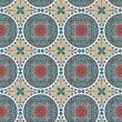 Seamless traditional islamic pattern — Stock Vector #1494510
