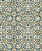 бесшовный традиционный исламский образец — Cтоковый вектор