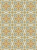 Seamless traditional islamic pattern — Stock Vector