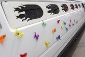 Limousine la farfalla — Foto Stock