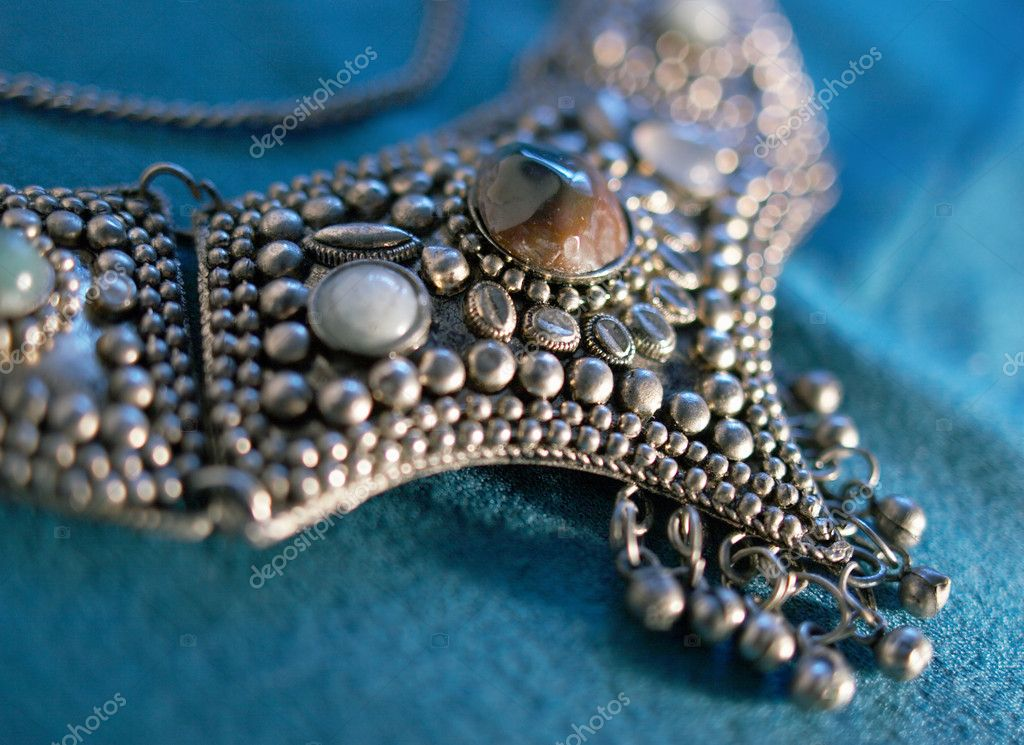 Jeweller ornament — Stock Photo #1494896