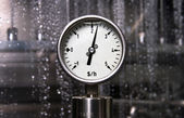 Measurement - Dollar per hour — Stock Photo