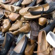 Many shoes — Stock Photo