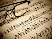 Music sheet — Stock Photo