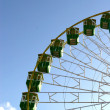 Stock Photo: Giant Wheel detail