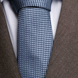 Royalty-Free Stock Photo: Detail of suit and tie