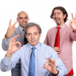 Royalty-Free Stock Photo: Happy Business team