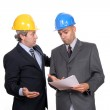Two Engineers or Architects — Stock Photo #1485810