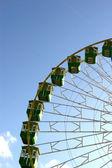 Giant Wheel detail — Stock Photo