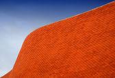 Détail d'un mur de briques — Photo