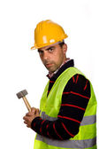 Foreman — Stock Photo