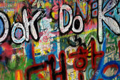 Graffitti — Stock Photo