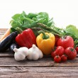 Vegetables and fruits - Lizenzfreies Foto