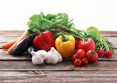 Grönsaker och frukter — Stockfoto