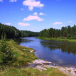 ChusovayRiver, Perm Krai — Stock Photo #1520421