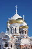 St.nicholas belogorskij kloster — Stockfoto