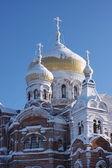 St.Nicholas Belogorskij monastery — ストック写真