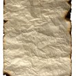 Ancient paper — Stock Photo