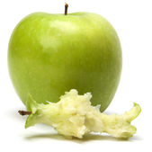Core of an apple — Stock Photo