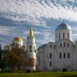 Постер, плакат: Old churches