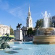 Trafalgar Square in London — Stock Photo #1523990