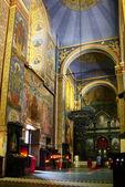 интерьер собора — Стоковое фото