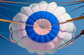 Parachute — Stock Photo