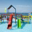 Water playground - Stock Photo
