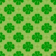 Royalty-Free Stock Vector Image: Celtic clover pattern