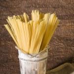 Dry italian pasta — Stock Photo #1844696